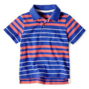 Arizona Striped Polo Shirt - Boys 12m-6y