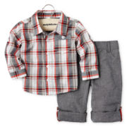Wendy Bellissimo™ 2-pc. Pant Set - Boys 6m-24m