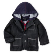 Wendy Bellissimo™ Hooded Blazer - Boys 6m-24m