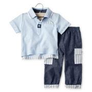 Wendy Bellissimo™ 2-pc. Pant Set - Boys newborn-9m