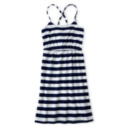 Arizona Striped Sundress - Girls 6-16 and Plus