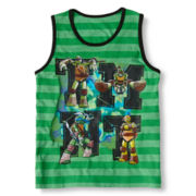 Teenage Mutant Ninja Turtles Graphic Tank Top - Boys 6-16