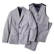 IZOD® Sharkskin Suit Separates - Boys