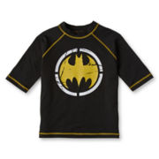 Batman Rashguard - Boys 6-10