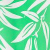 Green/white Print