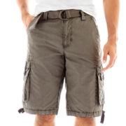 Chalc® Poplin Cargo Shorts