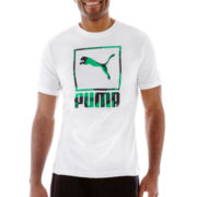 Puma® Casual Graphic Tee