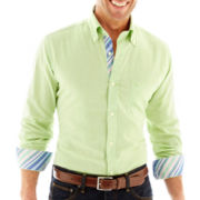 TailorByrd Long-Sleeve Button-Down Shirt