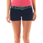 Wallflower Lobster Belt Shorts