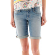 Arizona Denim Bermuda Shorts