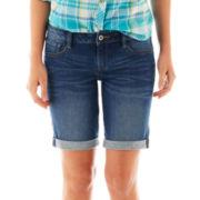 Arizona Denim Bermuda Shorts