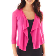 Worthington® Flyaway Cardigan Sweater - Petite