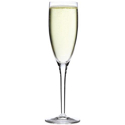 Luigi Bormioli Parma Set of 6 Champagne Flutes
