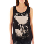 MNG by Mango® Screen Print Tank Top