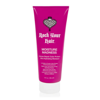jcpenney.com | Rock Your Hair® Moisture Madness Color Protect Volumizing Shampoo - 10 oz.