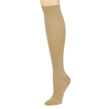 jcpenney.com | GoldToe® Ribbed Compression Socks - Extended Size
