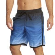 adidas® G Stripe Volley Swim Trunks
