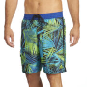 adidas® Tropics Thunder Volley Swim Trunks