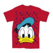Disney 90s Donald Duck Graphic Tee