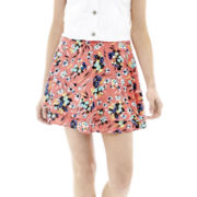 L'Amour by Nanette Lepore Skater Skirt