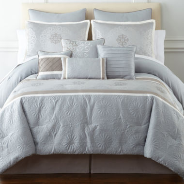 jcpenney.com | Home Expressions™ Elyse 10-pc. Comforter Set