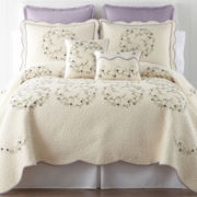 Home Expressions™ Hailey Quilt & Accessories