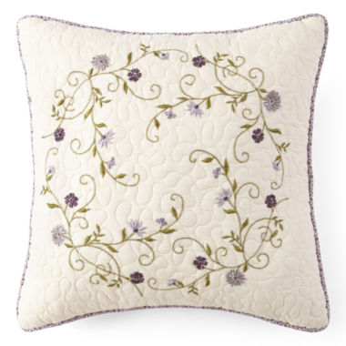 jcpenney.com | Home Expressions™ Hailey Square Decorative Pillow