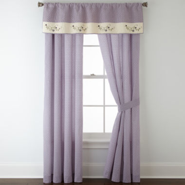 jcpenney.com | Home Expressions™ Hailey 2-Pack Curtain Panels