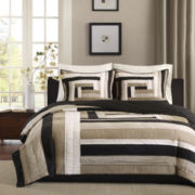 Madison Park Stanley 3-pc. Quilt Set