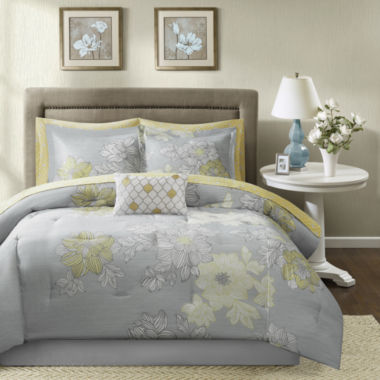 jcpenney.com | Madison Park Essentials Morrisson Complete Bedding Set with Sheets