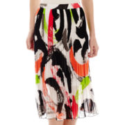 Worthington® Double-Pleated Skirt