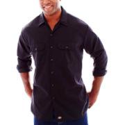 Dickies® Long-Sleeve Work Shirt–Big & Tall