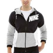 Nike® Full-Zip Colorblock Hoodie