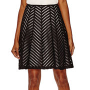 Worthington® Spliced Flare A-Line Skirt - Tall