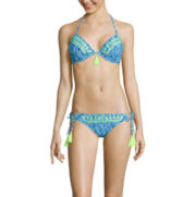 Arizona Do Or Diamond Swim Top or Hipster Bottoms - Juniors