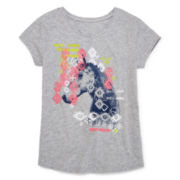 Arizona Short-Sleeve Graphic Tee - Girls Plus