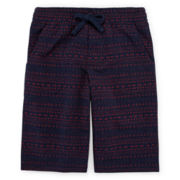 Arizona French Terry Knit Shorts - Boys 8-20