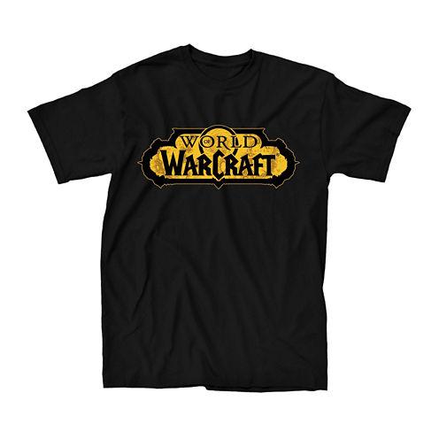 World Of Warcraft Short-Sleeve Cotton T-Shirt