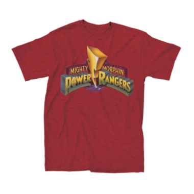 jcpenney.com | Power Rangers Logo Short-Sleeve T-Shirt