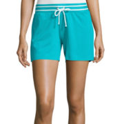 City Streets® Loose-Fit Bermuda Shorts