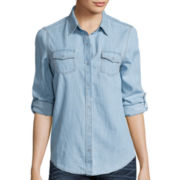 Arizona Denim Shirt  - Juniors