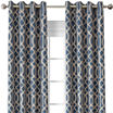 Harper Blackout Grommet-Top Curtain Panel