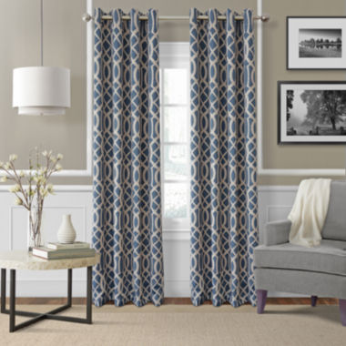 jcpenney.com | Harper Blackout Grommet-Top Curtain Panel