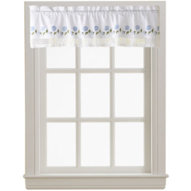 jcpenney.com | Leighton Rod-Pocket Tailored Valance