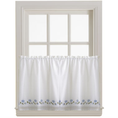 jcpenney.com | Leighton Rod-Pocket Window Tiers