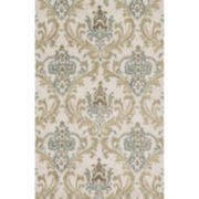 Loloi Avanti Sage Mist Scroll Rectangular Rug