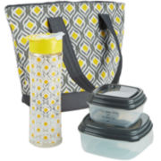 Fit & Fresh® Portsmouth 5-pc. Lunch Kit