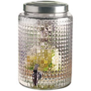 Circleware Windowpane Glass Beverage Dispenser