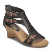 A2 by Aerosoles® Zenfandel Wedge Sandals