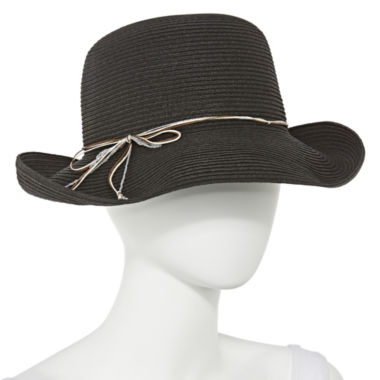 jcpenney.com | Scala™ Straw Kettle Hat